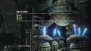 Batman arkham city Robin hell gates combat challenge