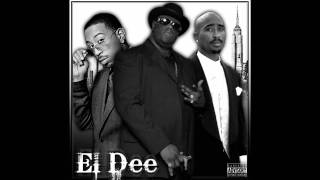 2pac - Feel it in the Air [Thugz Mansion] El Dee Mix