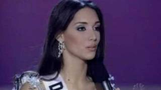 Miss Universe 2003 - Final Question