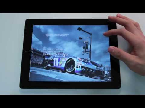 "Joe Gibbs Racing ""Chase Guide"" Tablet Magazine l Mag+"