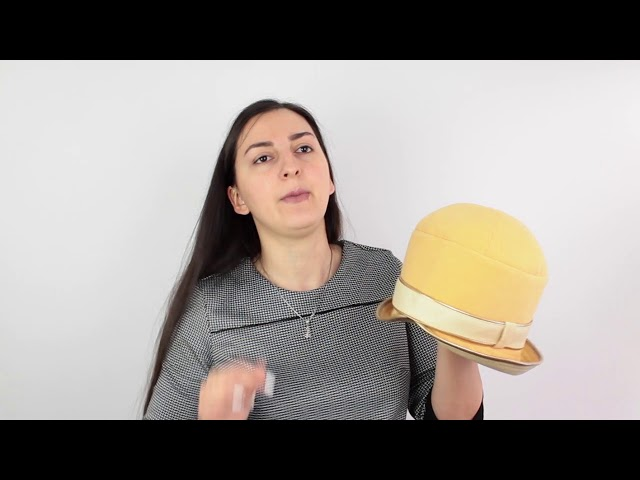 Шляпа, Каликори Желтая