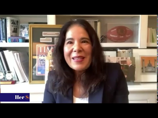 Creating Affordable Care Act Consensus   Nancy-Ann DeParle   Her Story S1E2 Highlight