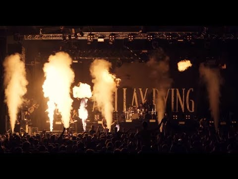 """As I Lay Dying 2019 spring U.S. Tour - King Diamond """"Arrival"""" video off new live DVD!"""