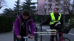 Reportage - Ville de Saint-Priest - Un quotidien sans voiture
