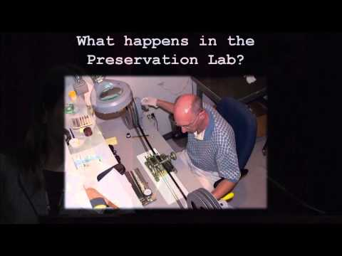 Mission Preservation! Bringing the Films of the Defense Visual Information Center to the Public