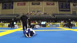 IBJJF San Antonio Fall IO - Georgina Staley (PSBJJ) vs. Terri Reeve (Soul Fighters)