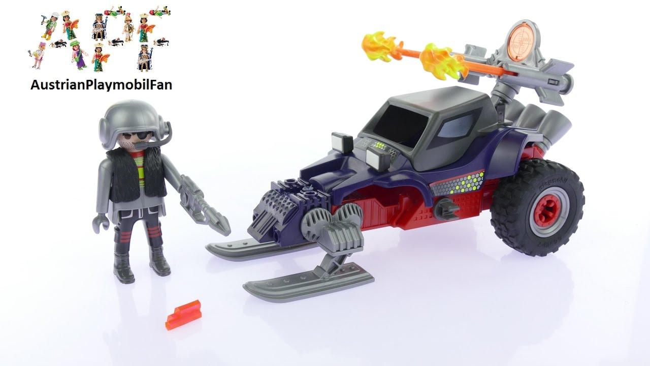 Playmobil Action 9058 Eispiraten-Racer - Playmobil Build Review ...
