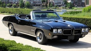 1970 Pontiac GTO Convertible For Sale