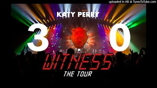 Katy Perry - Act My Age Interlude / Teenage Dream (Witness: The Tour Studio Version 3.0)