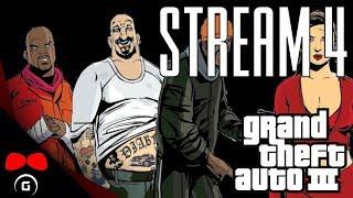 Grand Theft Auto III | #4 | Agraelus | 1080p60 | PC | CZ