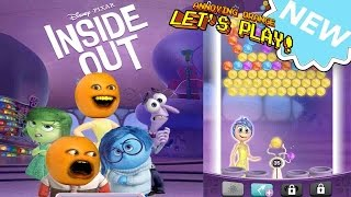 Annoying Orange Plays - Inside Out Game