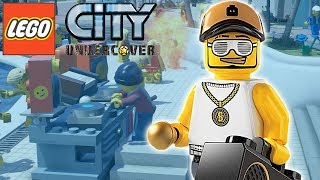 LEGO City Undercover Walkthrough Part 8 - Pool Party. Lego city undercover gameplay walkthrough