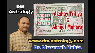 Akshay Tritiya 26th April, 2020 Abhijit Muhurat & Yantra by Dr. Dharmesh M. Mehta