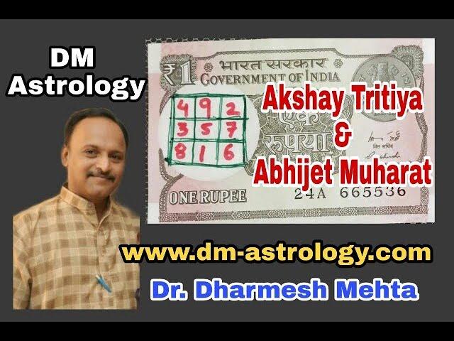 Akshay Tritiya 26th April 2020 Abhijit Muhurat & Yantra