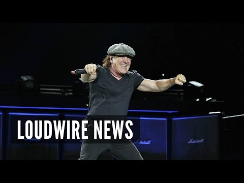 Brian Johnson Releases Statement on AC/DC Departure