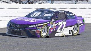 NASCAR iRacing Series at Daytona 2018