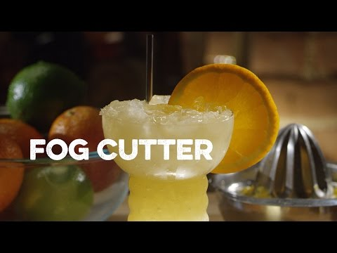 How to Drink: Fog Cutter