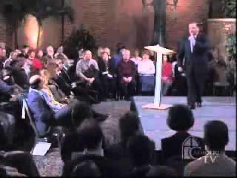 Former Pentecostal Pastor Alex Jones converted to the Catholic Church