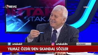 Hüseyin Gülerce'den Rutkay Aziz ve Yılmaz Özdil'in skandal sözlerine ağır eleştiri!