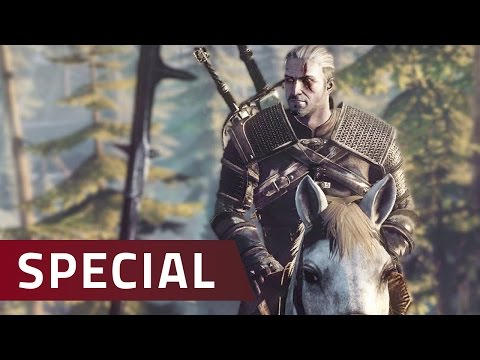 The Witcher 3: Wild Hunt - Behind The Scenes - Deutsche Sprachaufnahmen