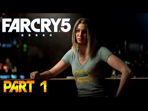 FAR CRY 5 Walkthrough Gameplay Part 1 | First Mission The Warrant Far cry 5