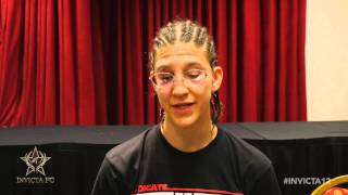 Invicta FC 12: Roxanne Modafferi Post-Fight Interview