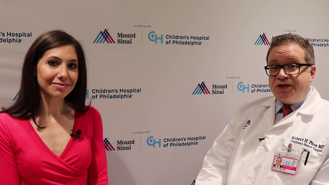 Cardiac Care Q&A Featuring Robert Pass, MD, Co-Director of the Children's Heart Center