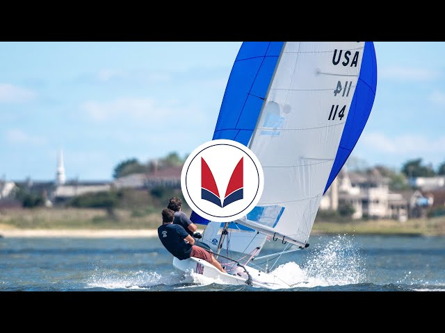 Melges 15: How to Douse the Spinnaker