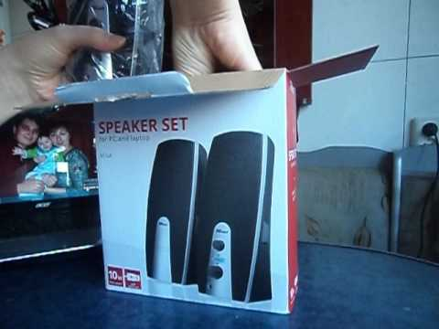 Акустична система Trust MiLa 2.0 Speaker Set (TR16697)