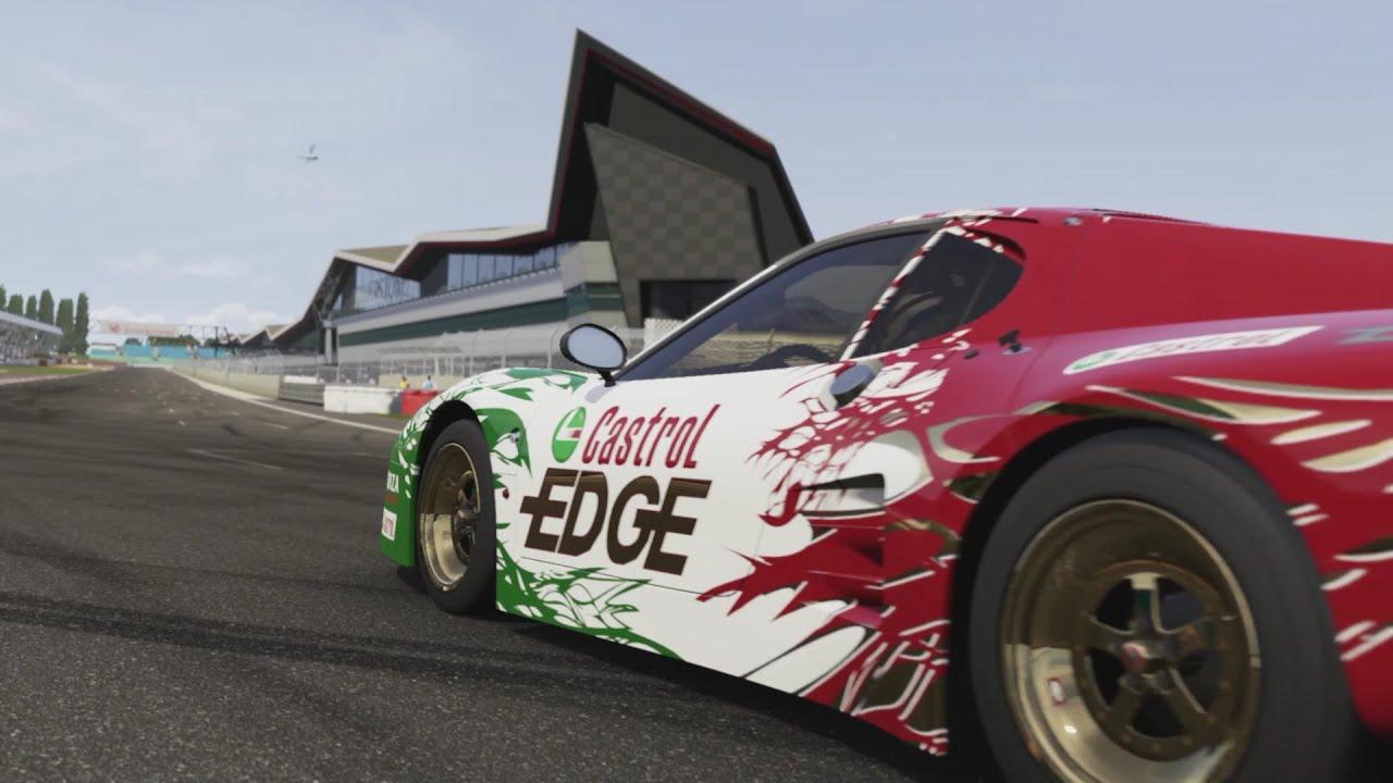 Forza Motorsport 6: Silverstone International Rivals - YouTube