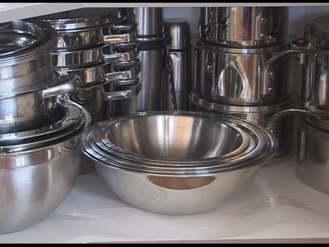 """"""" POTS & PANS """" Bajias Cooking"""
