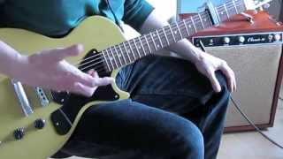 "Guitar Lesson: ""Happy"" - Rolling Stones, Rhythm + Slide Leads"