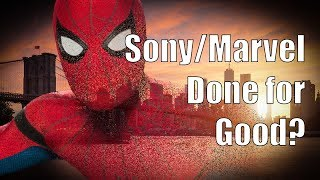 MCU Spider-Man No More? (Spider-Man Leaving the MCU Permanently?)