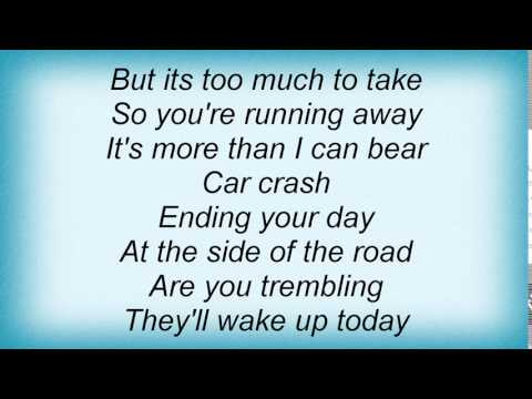 16306 Our Lady Peace - Car Crash Lyrics