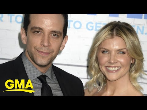 Broadway star's wife shares update on husband's condition after leg amputation l GMA