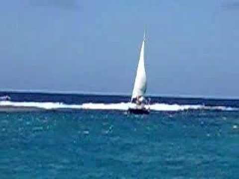 Caroline Island Blind Passage