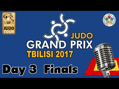 Judo Grand-Prix Tbilisi 2017: Day 3 - Final Block