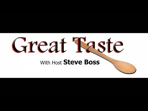 Great Taste 11-13-13 with host Steve Boss and guest Karin Hauring!