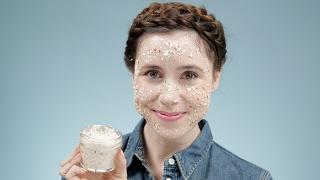 DIY Pore-Minimizing Mask With Almonds | GLOW