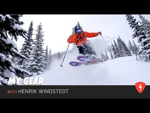 MY GEAR. HENRIK WINDSTEDT
