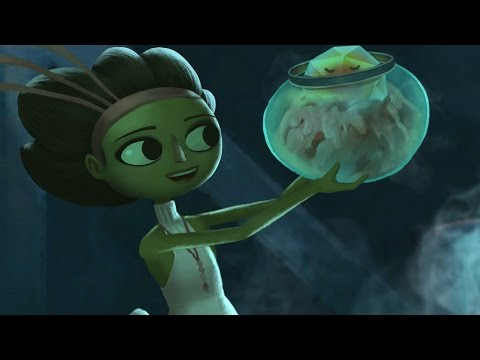 Broken Age: Act 2 - Ice Cream Bomb - Part 13