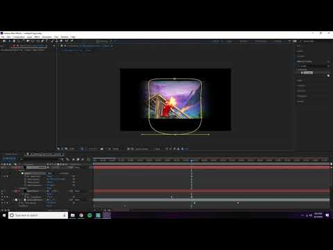After Effects Montage Tutorial #1 (Velocity Curves, Wiggle, Black Bars, Key  framing) Beginners Guide