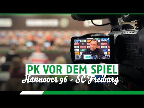 RE-LIVE | PK vor dem Spiel | Hannover 96 - SC Freiburg