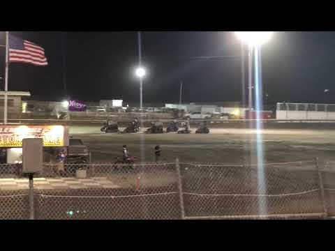 Lemoore Raceway 9/7/19 Jr Sprint Main- Cash