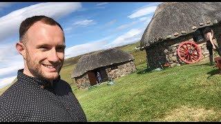 Meeting a Crofter on the Isle of Skye