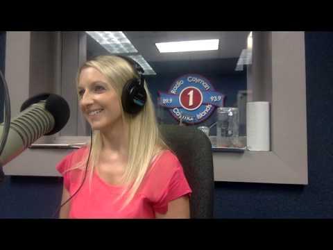 Co-Hosting Radio Cayman on December 1, 2017 (Video Segment 2 of 4)