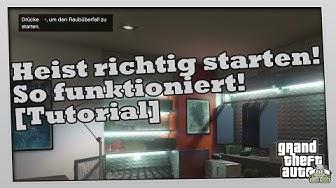 GTA 5 Heist - Banküberfall richtig starten! So geht´s [Tutorial] | Aimix