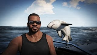 GTA 5 Fails & Random Moments: #2 (GTA 5 Funny Moments Compilation)