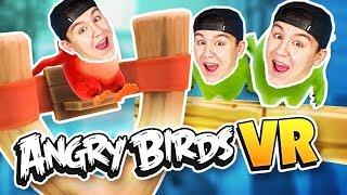 FLIEG MIT MIR ins VERDERBEN?! - Angry Birds Isle of Pigs [Deutsch/HD]