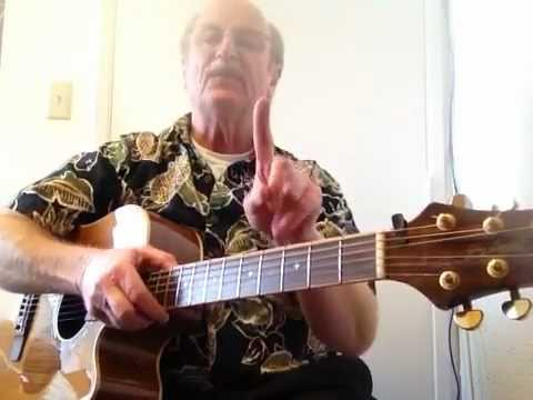 Easy F# Minor Guitar Chord San Diego Guitar Lessons - YouTube